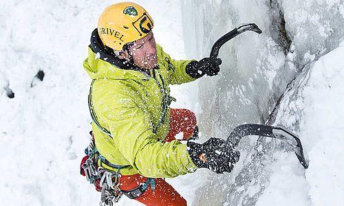 Klettergurt Eisklettern : Mixed dry und multipitch eisklettern level